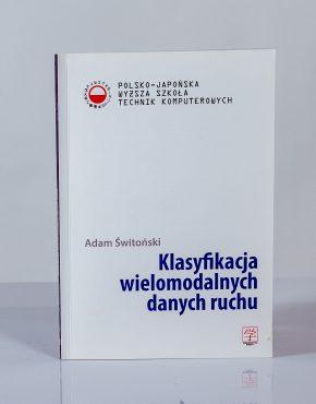 Książka Klasyfikacja wielomodalnych danych ruchu