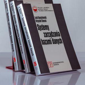 Książki Sytemy zarządzania bazami danych