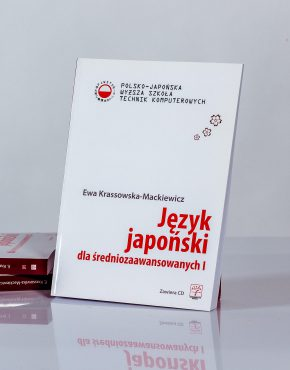 Książka Język japoński dla średniozaawansowanych I