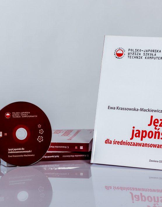Książka Język japoński dla średniozaawansowanych I + CD