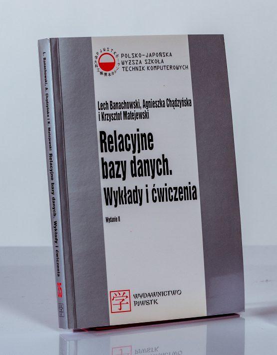 Książki Relacyjne bazy danych