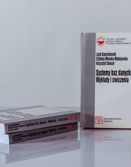 Książki Systemy baz danych