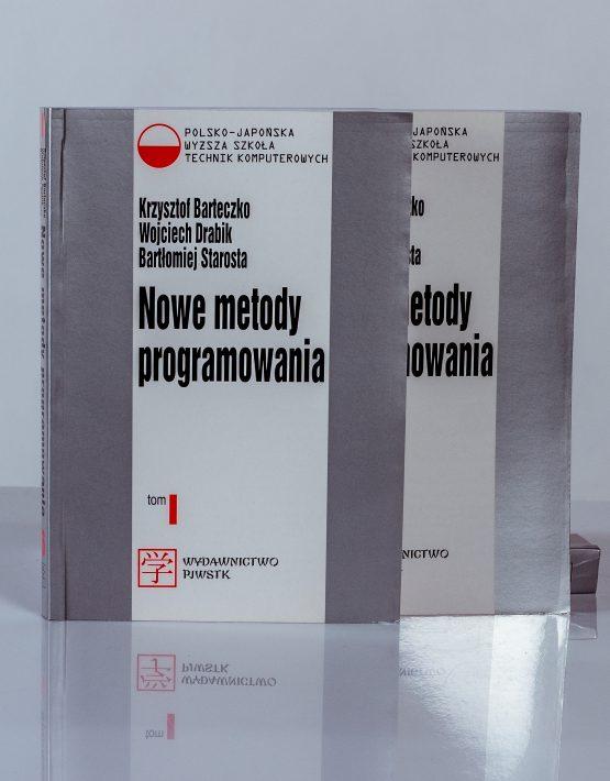 Książki Nowe metody programowania I