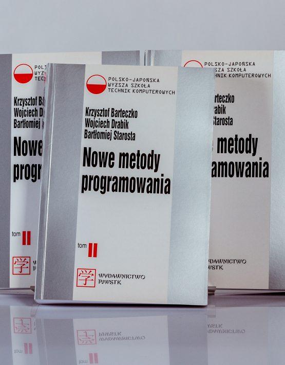 Książki Nowe metody programowania II