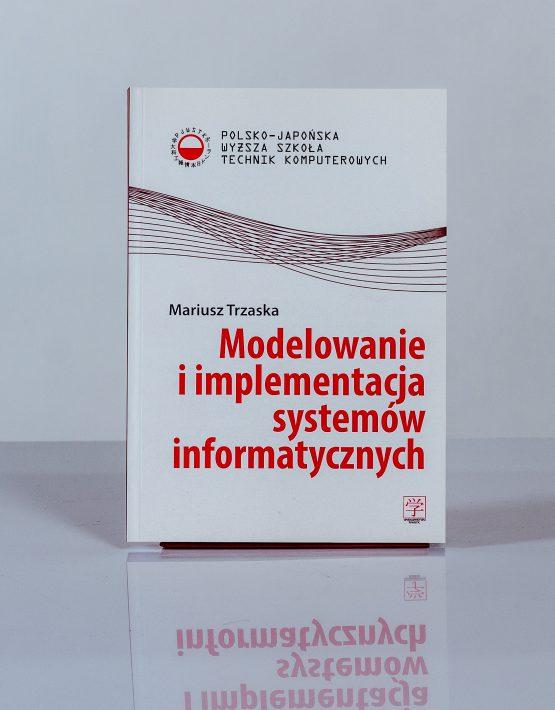 Książka Modelowanie i implementacja systemów informatycznych