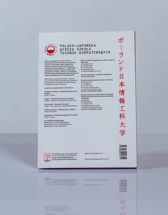 Książka Modelowanie i implementacja systemów informatycznych - tył okładki