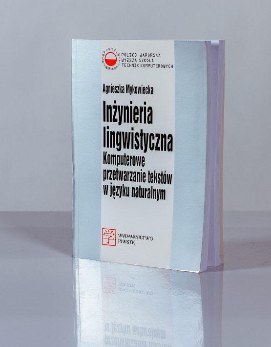 Książka Inżynieria lingwistyczna