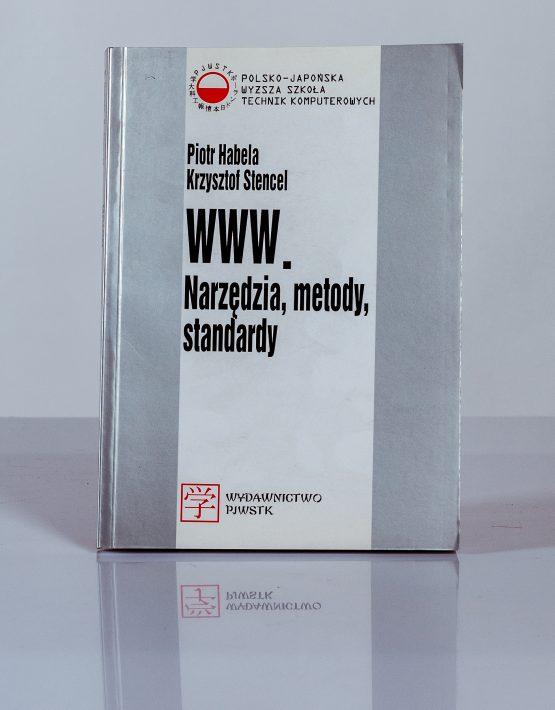 Książka WWW. Narzędzia, metody, standardy