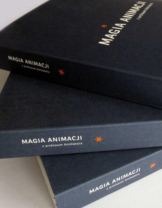 Książki Magia animacji