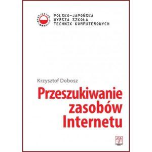 Okładka książki Przeszukiwanie zasobów Internetu