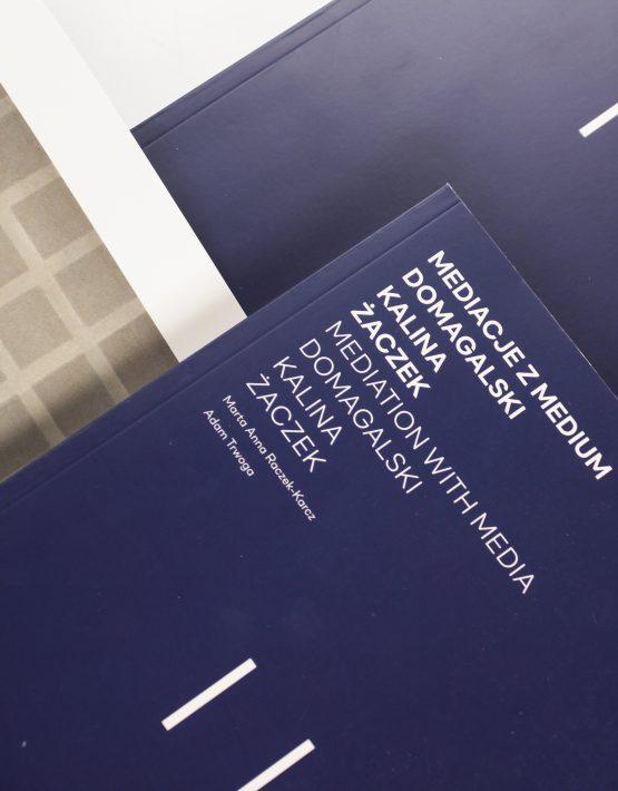 Album Mediacje z medium. Domagalski. Kalina. Żaczek