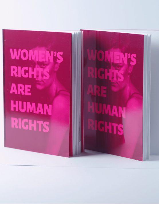 Książki Women's rights are human rights